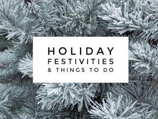 holiday things