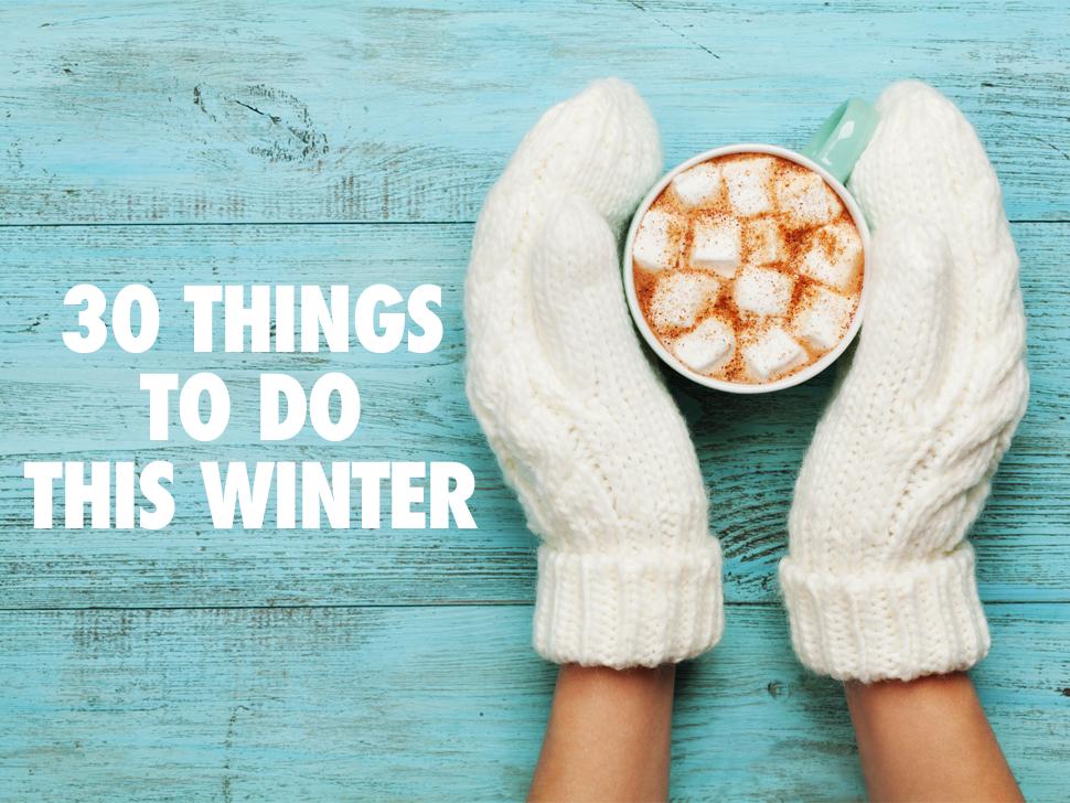 30 things winter