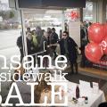 Insane Insidewalk Sale 2018