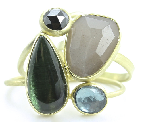 Leiva Jewelry Rings