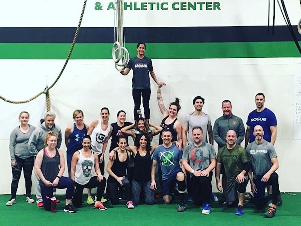 Guilford CrossFit and Athletic Center