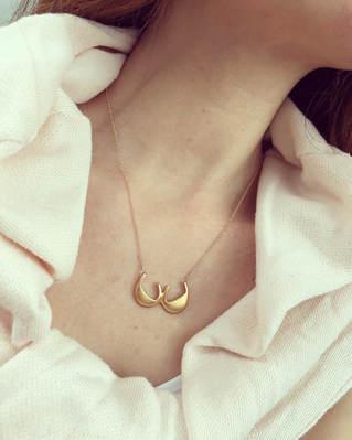 Aquinnah Boob Necklace