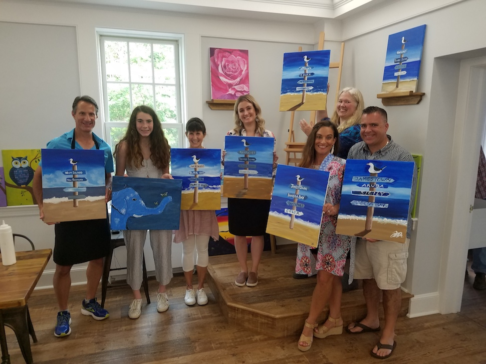 Essex Paint and Sip