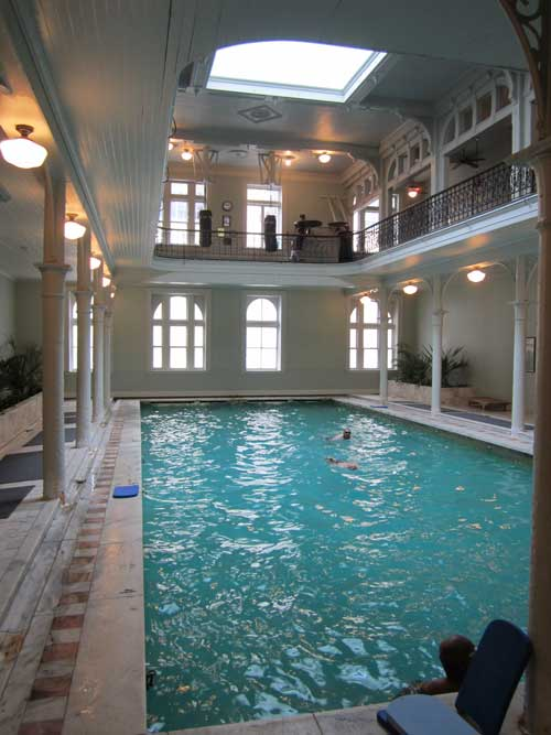 New Orleans Athletic Club Pool