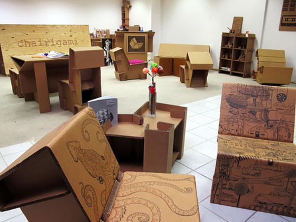 Chairigami Furniture