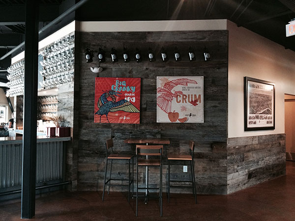 The Taproom at Stony Creek Brewery
