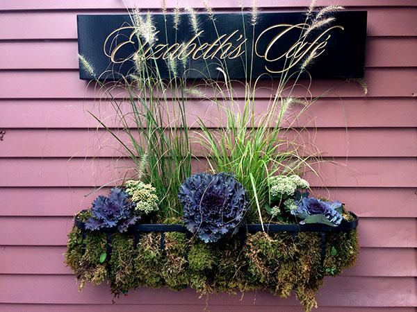 Elizabeth's Cafe Madison