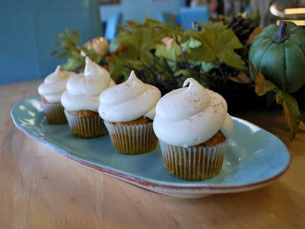 Pursuit of Pastry Cupcakes