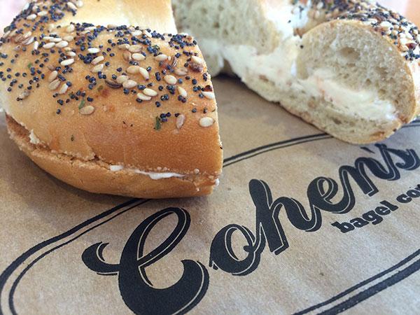 cohens bagels