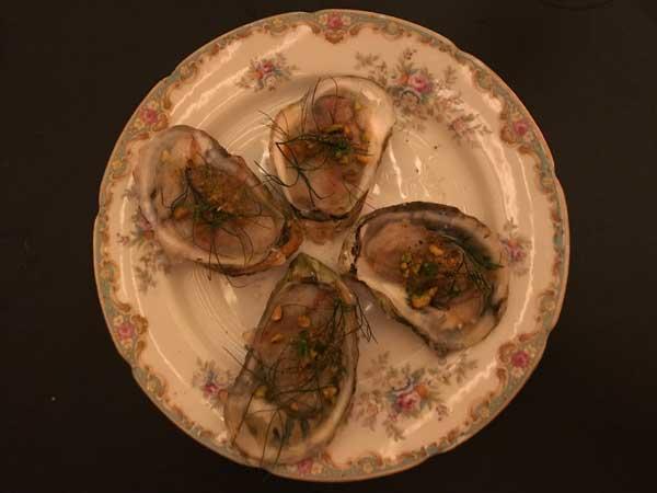osa restaurant oysters