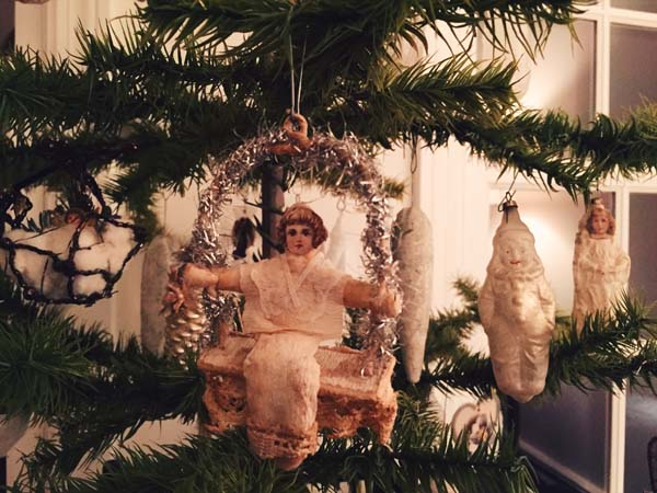 german ornament bobbie's party