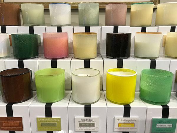 pough candles