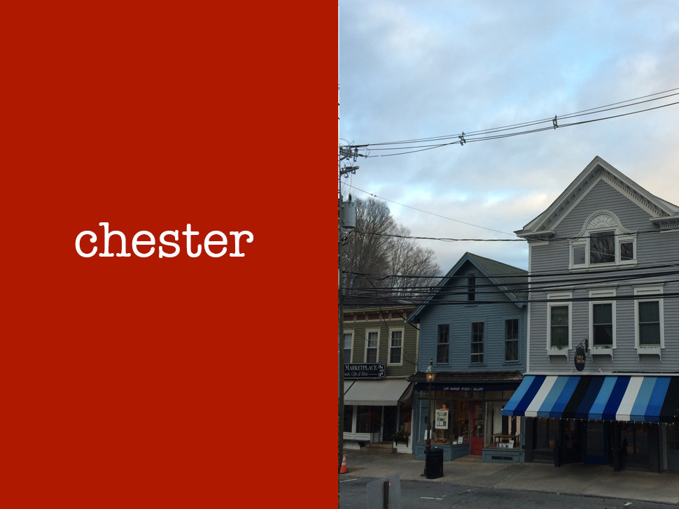 Chester Town Guide