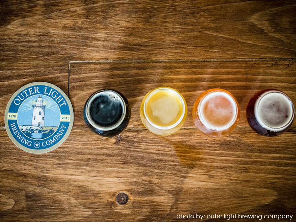 outer light brewery