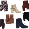booties collage