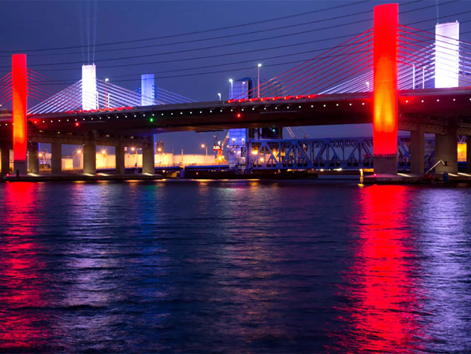 new haven bridge