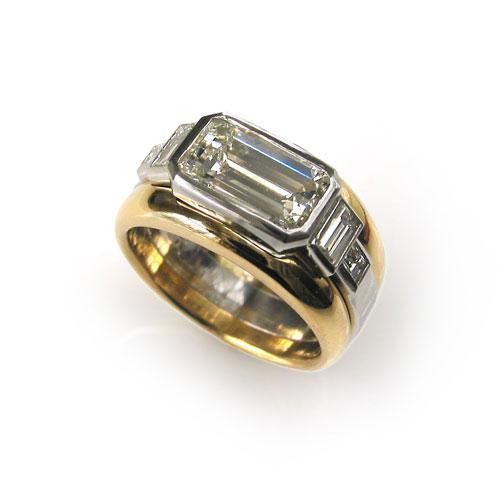 Deep River Jewelry Custom Ring