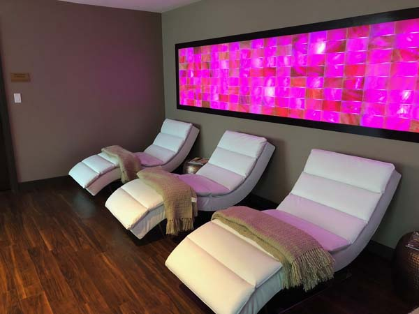 Mandara Spa Relaxation Room