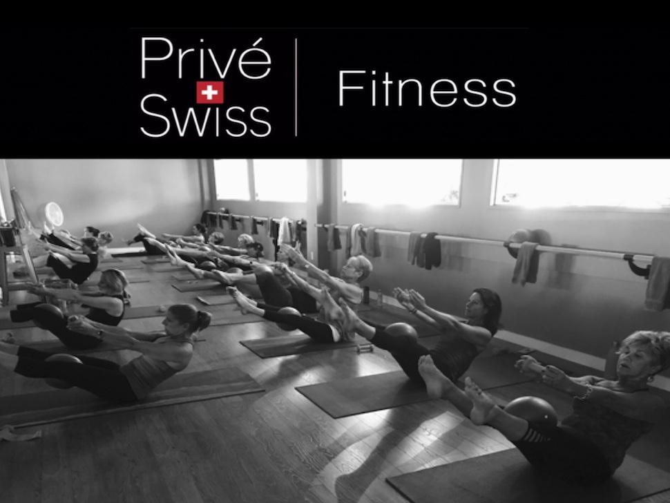 Privé-Swiss Fitness