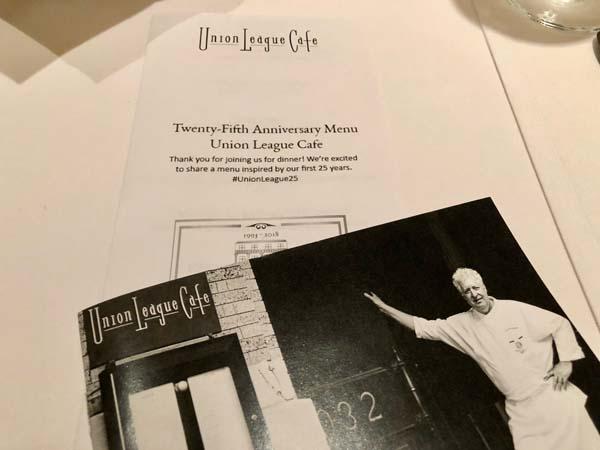 Union League Cafe