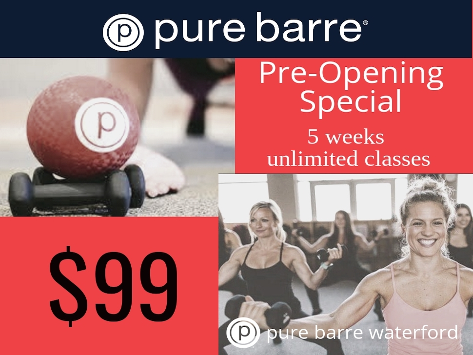 Pure Barre Waterford