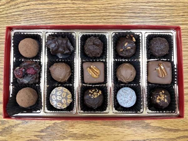 Hauser Chocolates, Westerly