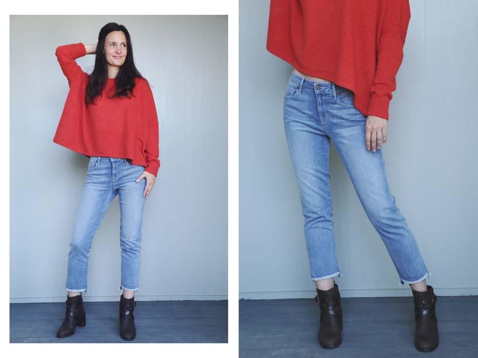 Minnie Rose Sweater