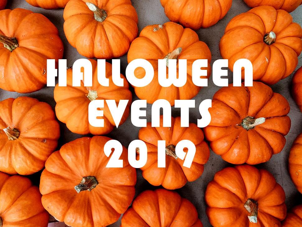 halloween events 2019