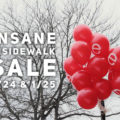 Insane Insidewalk Sale 2020