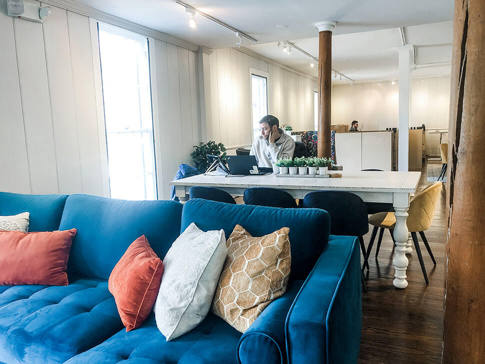 the hive coworking chester
