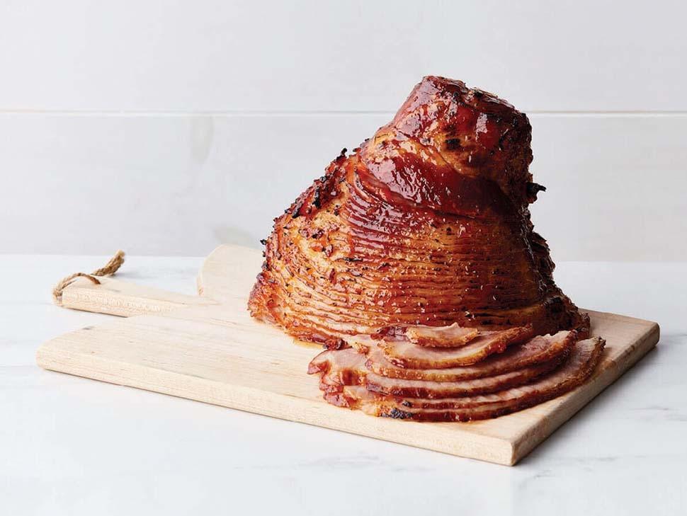 Grass & Bone Spiral Ham