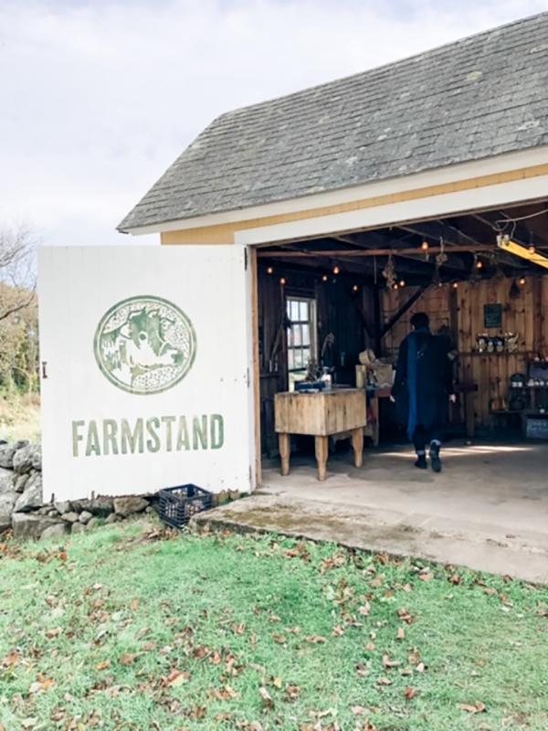 Stone ACRES farm Stonington