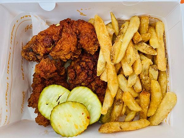 haven hot chicken