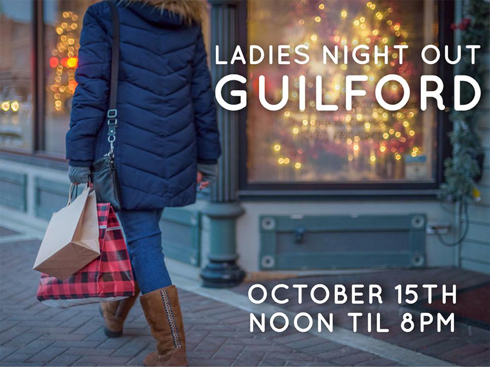 Ladies Night Guilford 2020