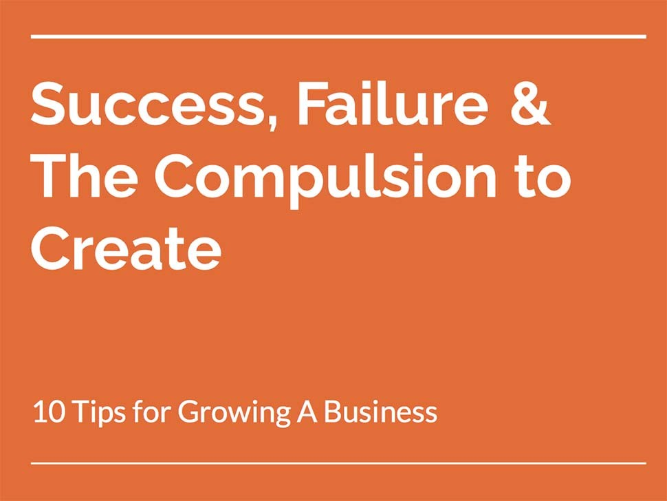 tips for growing business