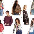 spring blouses