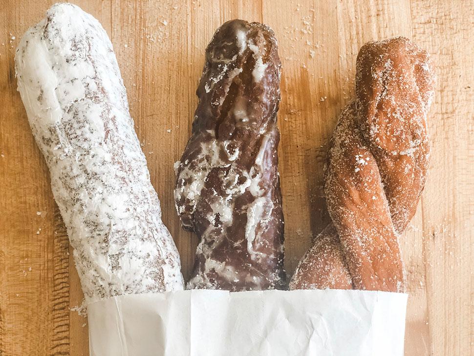 beach donuts