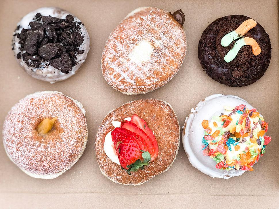 deviant donuts