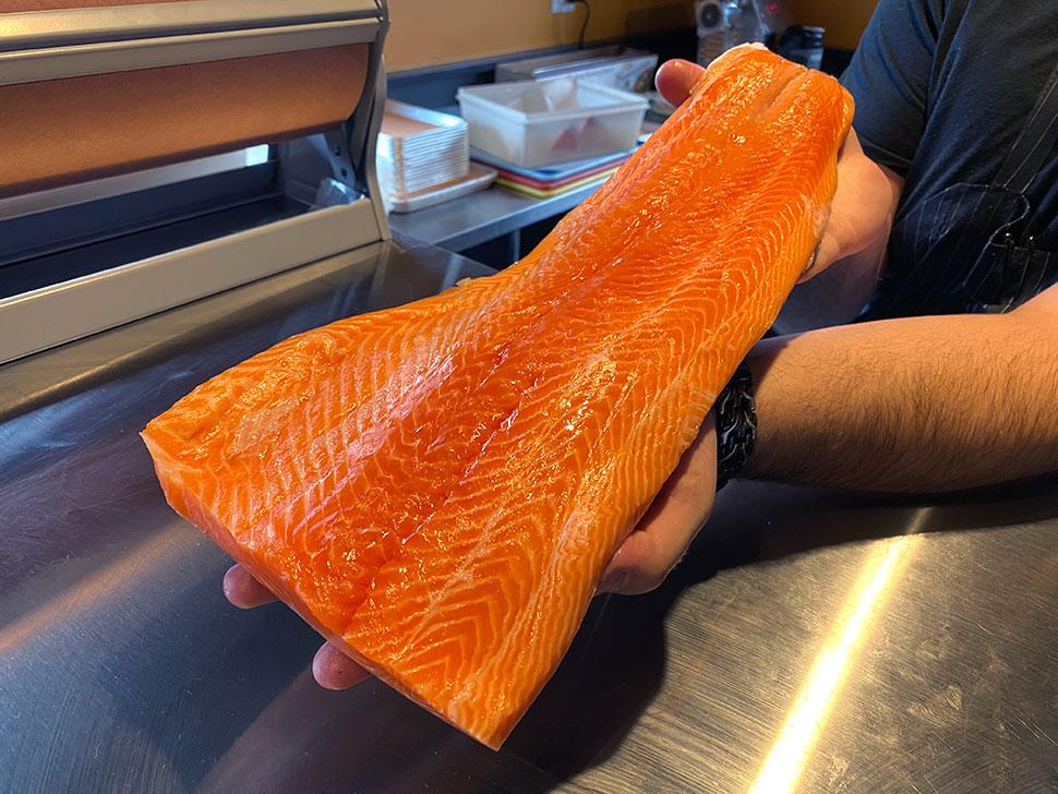The Essex fishmonger