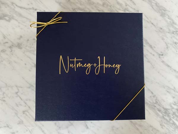 nutmeg & honey