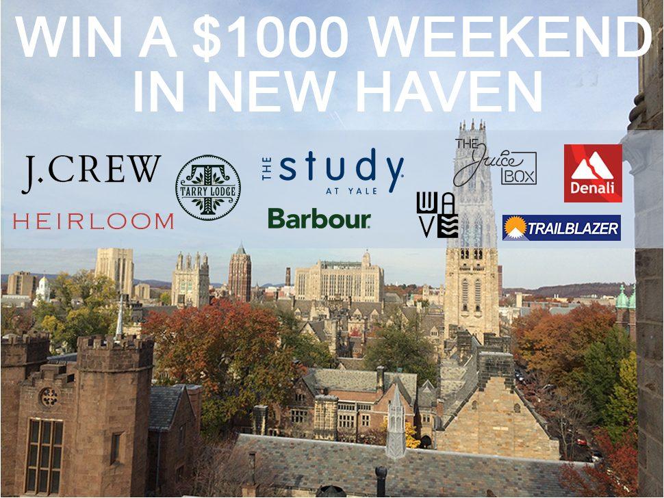 new haven contest
