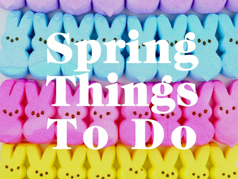 spring things to do