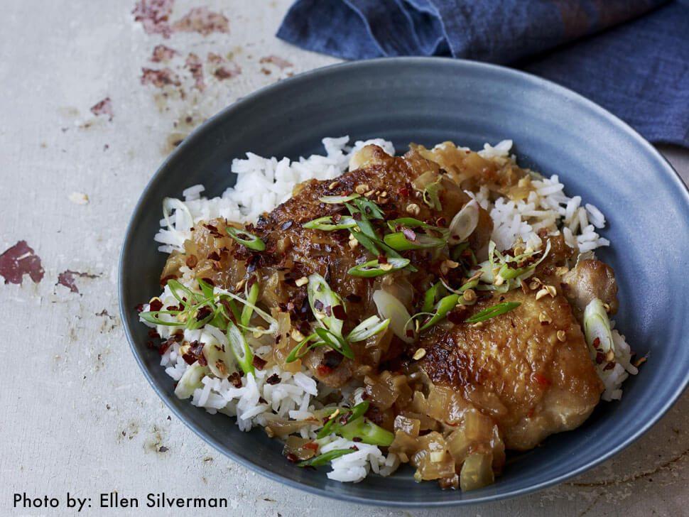 chicken thigh recipes dorie greenspan
