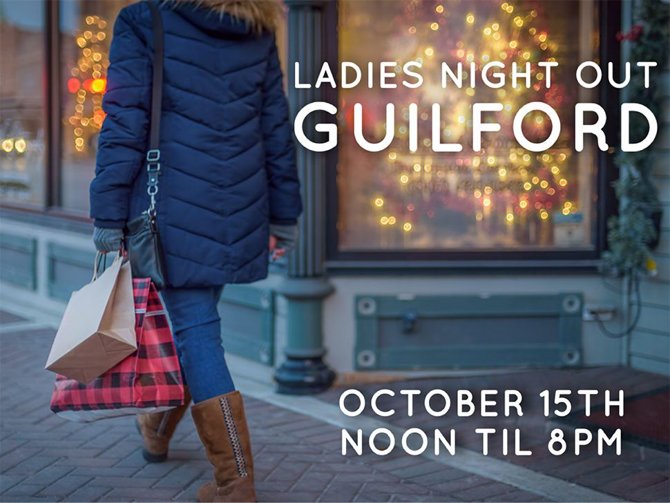 Ladies Night Guilford 2020
