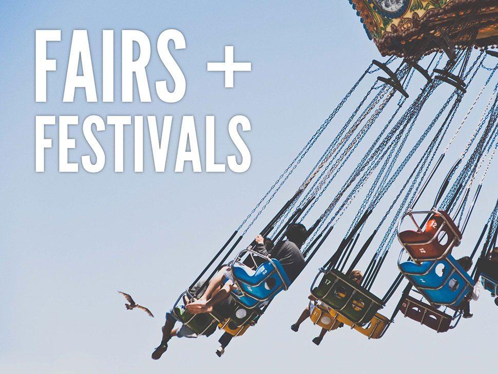 fairs festivals ct
