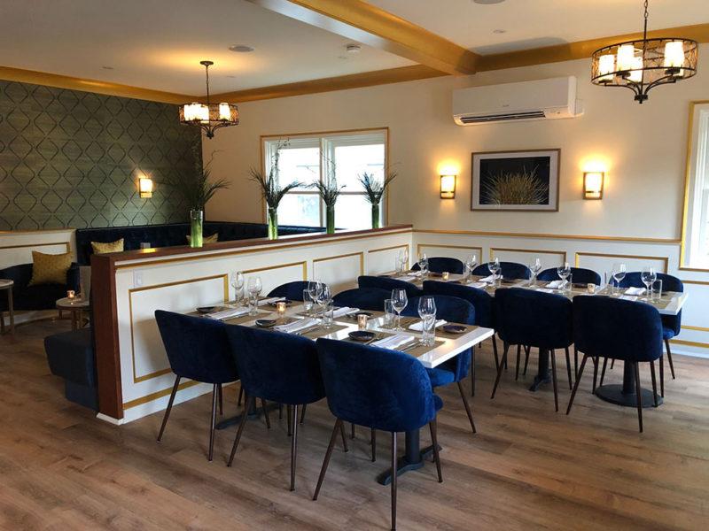A New Lounge at Grano Arso, Chester