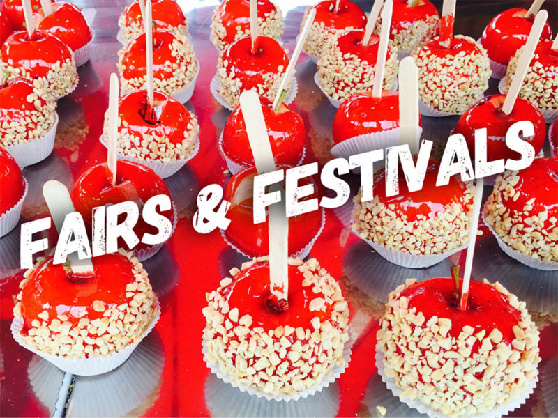 Fairs and Festivals 2019