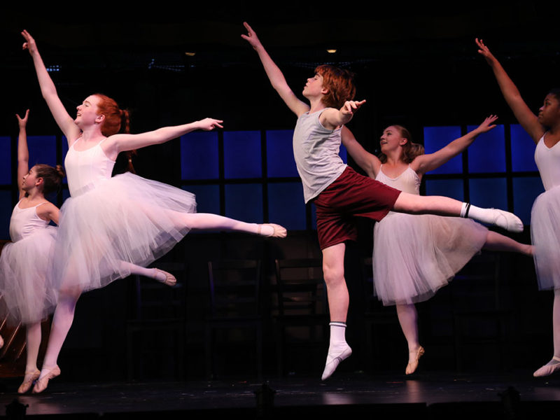 Billy Elliot at The Goodspeed, East Haddam
