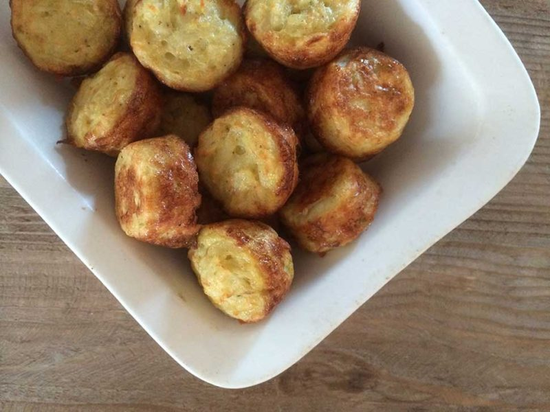 Potato Kugelettes